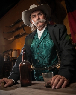 San Antonio, TX. cowboy.