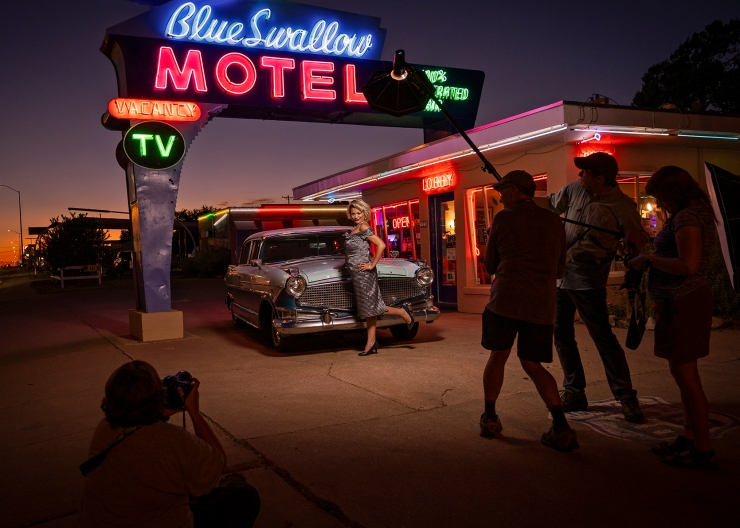 Route 66 East Workshop